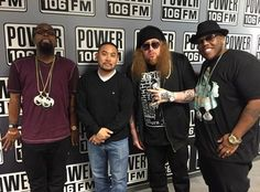STRANGE MUSIC INC | Strange Music, Inc Tech N9ne, Krizz Kaliko & Rittz Talk Tour Stories ...
