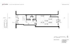 Quais são as chaves de desenho arquitetônico de um espaço de yoga e meditação?,Ritual House de Yoga / goCstudio. Seattle, Estados Unidos