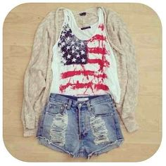 .cute for the 4th of july