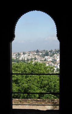Alhambra ... Granada, Spain