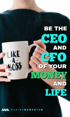Take control by being the CEO and CFO of your money and life! Act like an executive and manage your money like a business to reach! Check out these strategies to help you reach your financial goals. Budgeting Finances, Budgeting Tips, Financial Goals, Financial Planning, Financial Peace, Financial Literacy, Money Tips, Money Saving Tips, Money Budget
