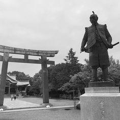 Великий канцлер Тоётоми Хидэёси - объединитель Японии и строитель Осакского замка #Хидэёси #тоётоми #Осака #замок #канцлер #Япония