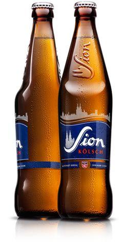 Sion Kölsch 0,5-Liter-Flaschen