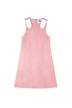Painted Paw Shift Dress Pink