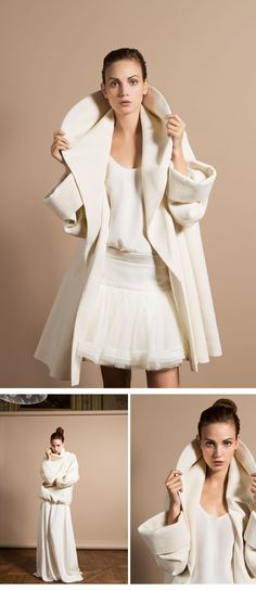 Delphine Manivet Bridal Collection 2014