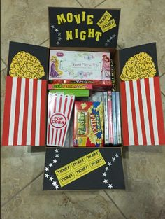 Movie Night in a Box