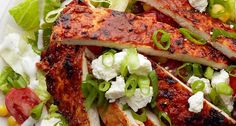 Entrée Salads | Weight Watchers: 12 ways to reinvent the salad.