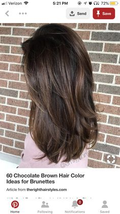 Balayage Blonde Ends - 20 Fabulous Brown Hair with Blonde Highlights Looks to Love - The Trending Hairstyle Brown Hair With Blonde Highlights, Brown Ombre Hair, Brown Balayage, Brown Hair Colors, Balayage Hair, Hair Colours, Purple Hair, Coffee Brown Hair, Coffee Hair