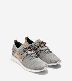 new style 8bb8a 648b4 GrandMøtion Woven Sneaker with Stitchlite™