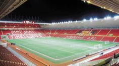 Stadium of Light.. in Sunderland, England.. where it all started! :)