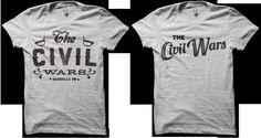 the civil wars band shirt - Google Search