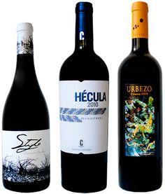 Pack de Diciembre, basado en tres pilares: i) bodegas muy interesantes en cuanto a calidad de producto y uvas que utilizan, ii) denominaciones de origen menos habituales y iii) vinos que cuentan con reconocimiento nacional e internacional.