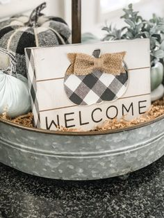 Fall buffalo check trays for inspiration and ideas! Fall buffalo check trays for inspiration and ideas! Fall buffalo check trays for inspiration and ideas! Fall buffalo check trays for inspiration and ideas! Fall Crafts, Decor Crafts, Holiday Crafts, Diy Crafts, Buffalo Check, Mason Jars, Fall Projects, Happy Fall Y'all, Do It Yourself Home