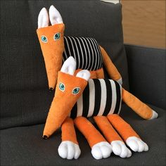 Лиса-Краса Fox Crafts, Fox Decor, Fox Art, Crafty, Pillows, Sewing, Zoo, Gifts, Greyhounds