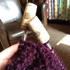 Why have I never thought of this?! #knitting recycle
