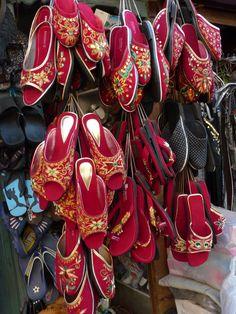 Shoes for sale, Kathmandu Nepal. Loved visiting the old squares November 2010 Nepal Kathmandu, Bengal, Playground, Squares, November, Asia, Old Things, World, Travel