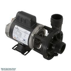 """Gecko AquaFlo 1/15 HP CMHP Circulation Pump [230V] [1-1/2""""] [Side Discharge] [OEM] (02093001-2010)"""