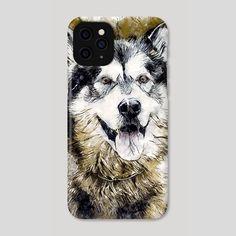 American Alsatian, Dire Wolf, Cool Phone Cases