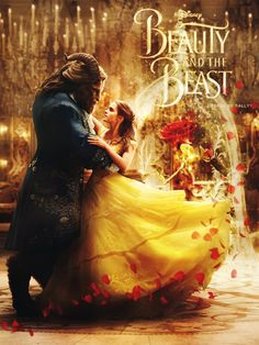 beauty and the beast ,Disney , movie , love , romance , film ,emma watson