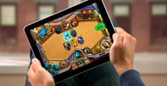 iPad Version of Hearthstone is now available | Web Game 360