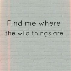 Wild things // Alessia Cara                              …