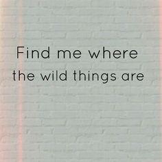 Wild things // Alessia Cara