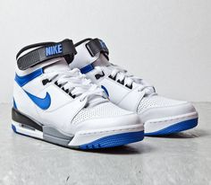 Nike Air Revolution OG-Game Royal (Summer 2013)