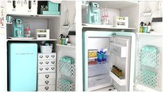 NEW! Office Organization |  How To Create A Kitchenette For Your Home Of...