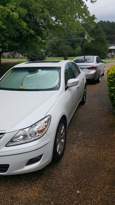 Hyundai Genesis Sedan Awd With Axe Wheels Staggered