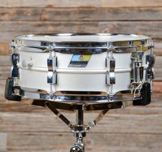 Ludwig 5x14 Acrolite Snare Drum w/Case 70s
