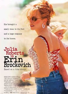 Erin Brockovich (2000) Original One Sheet Movie Poster