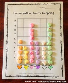 Conversation Hearts Fun