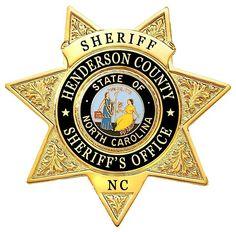 Henderson county Sheriff NC 1