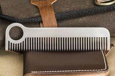 Discover all the details about the Chicago Comb Co. Combs and learn about the best watches, boots and denim from the Men's Style enthusiast community on Massdrop.