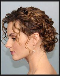 ... tendrils more wedding hair updo curly hair updos curly wedding hair