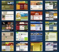 Los mejores Sitios con Plantillas gratuitas para Blogger | Gadgets, Widgets, Trucos y Tutoriales para Blogger