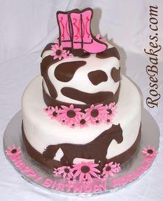 Google Image Result for http://rosebakes.com/wp-content/uploads/2010/10/Pink-Horse-Cowgirl-Cake.jpg