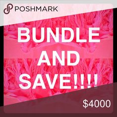 💞Bundle and Save💞 💸I'm doing a bundle deal when you buy two items you get 15% off! Save on shipping costs and get multiple quality items at a discount!💰 Victoria's Secret Other