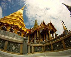 Wat Poh Temple Bangkok, Thailand