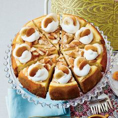 Banana Pudding Cheesecake - To-Die-For Cheesecake Recipes - Southern Living