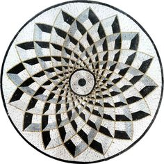 Marvelous Stone Mosaic Art Tile Design Medallion for Floor, Tabletop, or Wall…Handmade Marble Mosaic Bombay by Mozaico on EtsyBrowse unique items from Mozaico on Etsy, a global marketplace of handmade, vintage and creative goods. Marble Mosaic, Stone Mosaic, Mosaic Glass, Mosaic Tiles, Marble Floor, Tile Floor, Mosaic Floors, Stained Glass, Floor Patterns