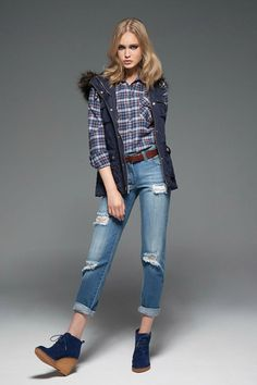 Discover the F/W Collection Winter Blue, Fall Winter, Anastasia, Catwalk, Collection, Women, Fashion, Moda, Fashion Styles