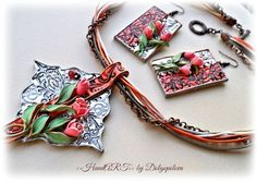 By Dalgapolova  Beautiful set