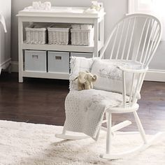 Bon Beautiful Ercol Rocking Chair   From The White Company. Perfect Addition To  A Nursery