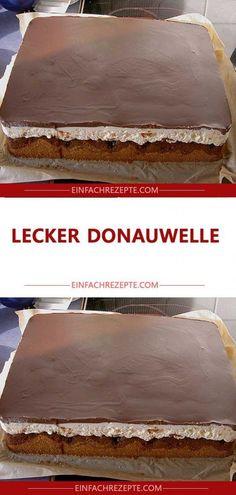 Ingredients: For the dough: 3 egg (s) 175 g sugar 175 ml oil 175 ml milk 350 .-Zutaten: Für den Teig: 3 Ei(er) 175 g Zucker 175 ml Öl 175 ml Milch 350 … Ingredients: For the dough: 3 egg (s) 175 g sugar 175 ml … - Easy Cheesecake Recipes, Cake Mix Recipes, Easy Cookie Recipes, Brownie Recipes, Dessert Recipes, Desserts, Cupcakes, Cake Mix Cookies, Cookies Et Biscuits