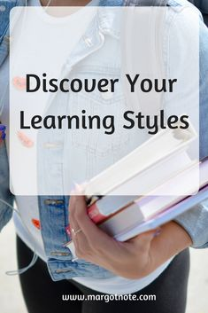 Discover Your Learning Styles — Margot Note Consulting LLC Ways Of Learning, Learning Styles, Tools For Teaching, Research Methods, Study Skills, Graduate School, Discover Yourself, Studying, Literacy