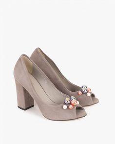 CZÓŁENKA MODEL: 012 -1983-016 Peeps, Peep Toe, Model, Shoes, Fashion, Moda, Zapatos, Shoes Outlet