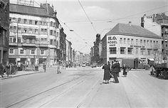 Berlin DDR 1955 Rosenthalerplatz