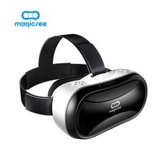 Virtual Reality VR Headset Glass VR box Magicsee andriod vr glass , all in one android vr glasses Virtual Reality Glasses, Virtual Reality Headset, Augmented Reality, Quad, Google Vr, Google Play, 3d Vr Box, 3d Camera, Videogames