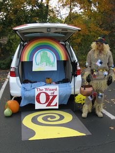 Trunk or Treat at SRUMC 5